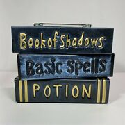 Under My Spell Books Potion/basic Spells/book Of Shadows Scentsy Warmer