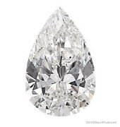Cheap And Best Gia Certified Natural Diamond 1.01ct. K Si1 Pear / Drop For Pendent