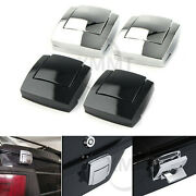 Motorcycle Tour Pack Trunk Latches For Harley Touring Road Electra Glide 80-13