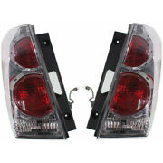 For Nissan Quest 2007-2009 Tail Light Assembly Se Model Pair Lh And Rh Side