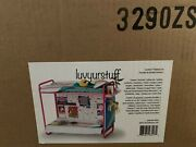American Girl Doll Courtney Bedroom Set Bunk Bed Pac-man Pillow Phone Bedding
