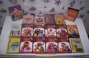 Dvd,faerie Tale Theatre Complete Collection,muppet Show,christmas Sesame Street.