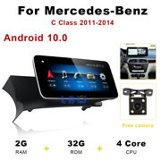 Android 10 Android Car Radio Gps Stereo Player For Mercedes Benz C260 C300 C350