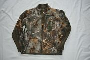 Scentlok Midweight Jacket Realtree Xtra Camo Hunting Men's Size Med 03810-056