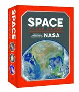 Chronicle Books Space Flash Cards Featuring Photos From The Archives Of Nasa [s