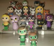 Funko Mystery Mini Dc Heroes And Pets Super Rare Exclusive Almost Complete