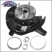 Front Left Driver Wheel Hub Steering Knuckle For Toyota Camry L4 2.2l 1997-2001