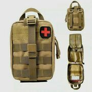 Medical Bag First Aid Kits Military Camping Survival Tool Emergency Outdoor Bag