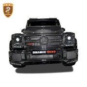Front Engine Hood Vent Cover For Benz G-class G500 W463 G55 G63 G350d G900 08-14