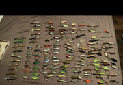 Large Lot Of Bass Lures, Over 110 Baits