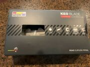 Look Keo Blade Carbon Ti Road Clipless Bicycle Pedal - Black