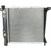 For Ford Ranger Radiator 1985-1994 Std Cooling 6cyl 1-row Core Plastic Tank
