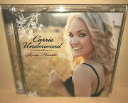 Carrie Underwood Some Hearts Cd Hits Jesus Take The Wheel With Fold Out Poster