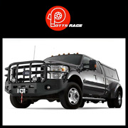 Warn Ford F-250 To F-550 Sd One Piece Design Hd Bumper For 2011-2016 - 85881
