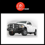 Warn Hd Bumper For Ram 2500 To 5500 One Piece Design Direct-fit 2011-2012 -85882