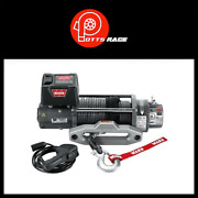 Warn For Chevy/dodge/ford/gmc/jeep 8000 Lbs 12v Vehicle Recovery Winch - 87800