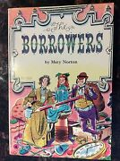 The Borrowers By Mary Norton. Scholastic. 1st. Printing. Sept. 1969