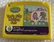 My First Leappad Learning System Writing