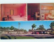 Pre-1980 Midcentury Modern Furniture At Golf View Motel Fort Myers Fl B6930