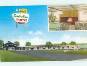 Pre-1980 Midcentury Modern Furniture At Countyhouse Motel South Spooner Wi B5558