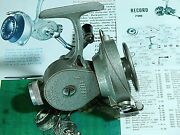 50's Vintage Abu Record 700 Swiss-made Spinning Reel-used/excellent++