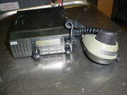 Icom Ic-m56 Boat Marine Vhf Radio Transceiver With Sure Brother Microphone.