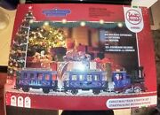 Lgb / Marklin G Scale Christmas Train Set New In The Box 72305 Free Shipping