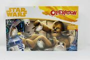 Star Wars Operation Game Chewbacca Edition Disney Hasbro Gaming Ages 6+