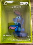 Disney Store Mxyz Stitch Phone Stand And Figural Pen New In Box Collectible