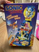 Sonic The Hedgehog Sonic Mountain Quest Tomy. Tested With New Batteries