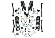 Superlift 18-19 For Jeep Wrangler Jl Unlimited 4in Dual Rate Coil Lift Kit- Incl