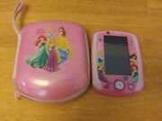 Leapfrog Leappad 2 Explorer Learning Disney Princess W/case Tested And Works