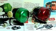 1957 Vintage 1st Abu Spin-casting Reel Models The Abumatic 30 And 60-used/xclnt