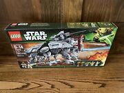 Lego 75019 Star Wars At-te Battle Of Geonosis [retired] New And Sealed