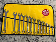 Mac Tools Metric 13-pc 12 Pt Standard Length Wrench Set Knuckle Saver