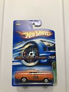 2006 Hot Wheels Treasure Hunt 7 General Lee And03969 Charger W/rrand039s Mint