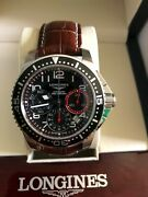 Longines Hydroconquest Automatic Chronograph 41mm Watch