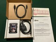 Efilive Autocal From Black Bear Performance With Original Box And Both Cables
