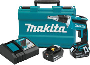 Makita Xsf03t 18v Lxt Lithium-ion Compact Brushless Cordless Drywall Screwdriver
