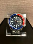 Seiko 7s26-0020 Discontinued Divers Cal.7s26a Automatic Mens Watch Auth Works