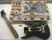 Ps4 Guitar Hero Live Bundle 2 Guitars 1 New 2 Dongles And Straps - Playstation 4
