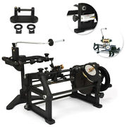 Coil Winder Nz-2 Hand-operated Manual Winding Machine Automatic Wiring Function