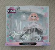 Lol Surprise Omg Crystal Star 2019 Collector Edition Doll New Ready To Post.
