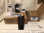 New In Box Motorola Apx6000 Uhf R1 380-470 P25 Tdma With New Accand039s Aes256