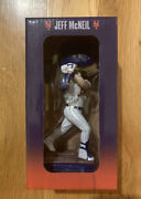 Jeff Mcneil Bobblehead Sga Ny Mets Limited Give Away At Citifield New In Box