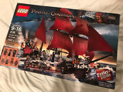 Lego 4195 - Queen Anne's Revenge - New In Sealed Box - Quick Shipping