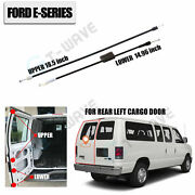 Rear Left Cargo Door Upperandlower Latch Release Cable For Ford E150 250 350 450