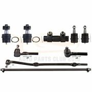 9x Tie Rod End Adjusting Sleeve Ball Joint For 1991-1999 2000 2001 Jeep Cherokee