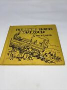 The Little Engine That Could By Watty Piper Hardcover, 1961 Platt And Munk