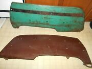 1946 46 1947 47 1948 48 Buick Special Rear Fender Skirts Oem Gm